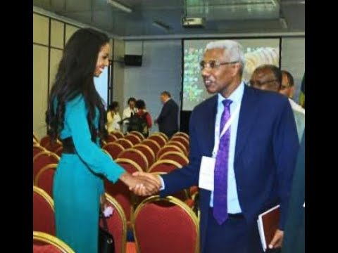 Kisanet -- Ambassador for the Ethiopian Textile and Apparel Industry