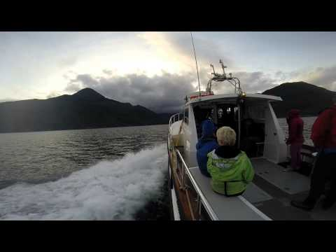 The Journey To Loch Coir' Uisge - IBSC Trip To Skye.