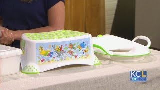 KCL - Kinder Koaches makes potty training a breeze