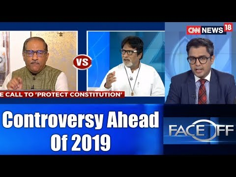 Controversy Ahead Of 2019 | #ChruchPolitics | Chruch's Political Push | Face Off | CNN News18