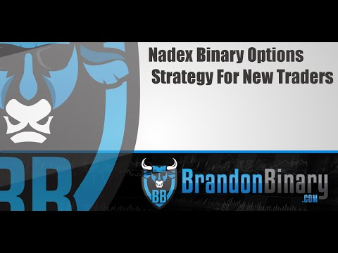 NADEX Binary Options Strategies