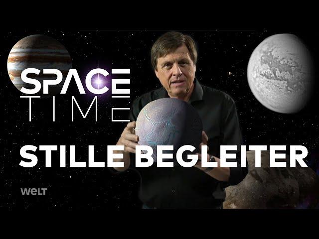 STILLE BEGLEITER - Monde in unserem Planetensystem | SPACETIME Doku