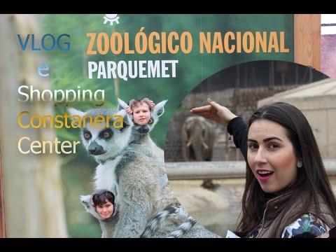 Vlog Zoológico + Shop Constanera Center Santiago