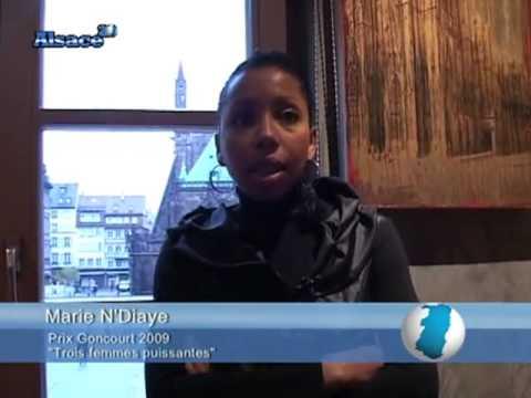 Marie NDiaye et la polémique du prix Goncourt