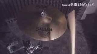 "Sabian AAX 12"" metal splash"