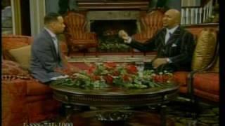 PART 1).  Tony Davis TBN Interview hosted by Pastor Zachery Tims 01 27 09