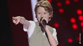 Ky Sings I Want You Back | The Voice Kids Australia 2014