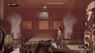 Bioshock Infinite Gameplay Pt 7  Run Boy Run
