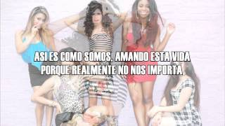 Them Girls Be Like - Fifth Harmony (Traducida al Español)