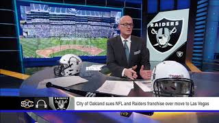 Where will Raiders play in 2019