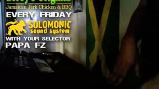 Solomonic Soundsystem (Papa Fz) Live @ Leroy