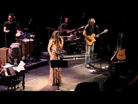 Luzia Dvorek- LUZIA- Pestaneja Ao vivo em Santo André Sesc São Paulo