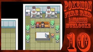 Giovanni's Casting Couch! || Pokemon Fire Red Randomised Nuzlocke #10