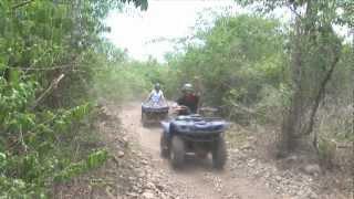 ATV Jungle adventure Tour in Cozumel