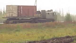 болотоходы витязи доставка грузов(раион якутии., 2013-11-14T05:35:23.000Z)