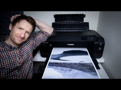 Why Would Anybody Buy A Printer?