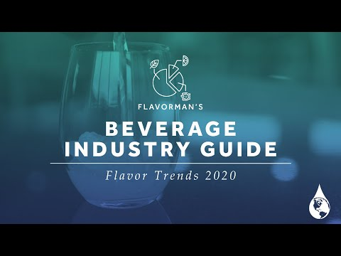 wine article Flavor Trends 2020  Flavormans Beverage Industry Guide