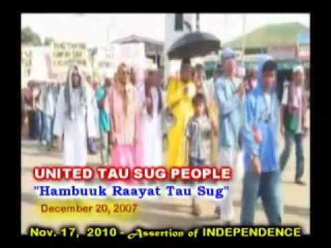 SULTANATE OF SULU DARUL ISLAM Will Be FREE - United TAU SUG PEOPLE