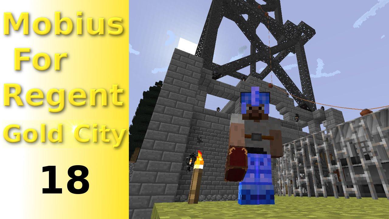 Immersive engineering windmill