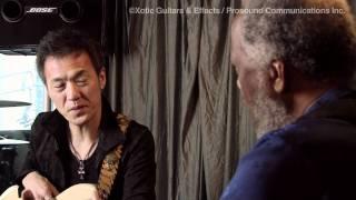 Interview with Chuck Rainey & Tetsuo Sakurai Part 1