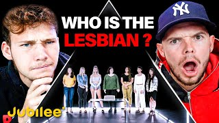 Can We Spot Who The LESBIAN Is? - Jubilee React