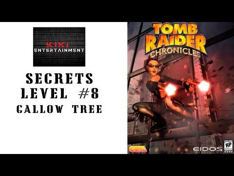 Tomb Raider V: Chronicles (2000) - Level 8 - Gallow Tree - Secrets |