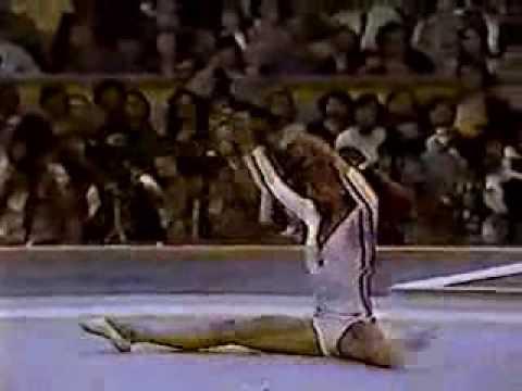 The History of Romanian Gymnastics Part 2 - 1976 -1980