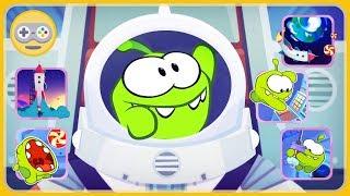 Детский уголокkidsand39corner Ам Ням мини игры про космос - Летаем на ракете. Пробуем космическую еду