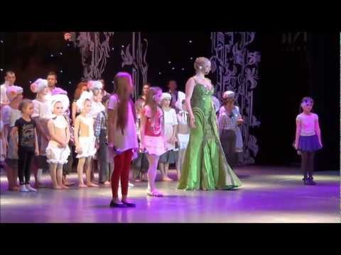 МеркушевLive 10.03.2013 Анастасия Волочкова & Поколение Dance