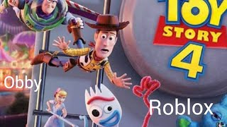 Obby Toy Story| Roblox