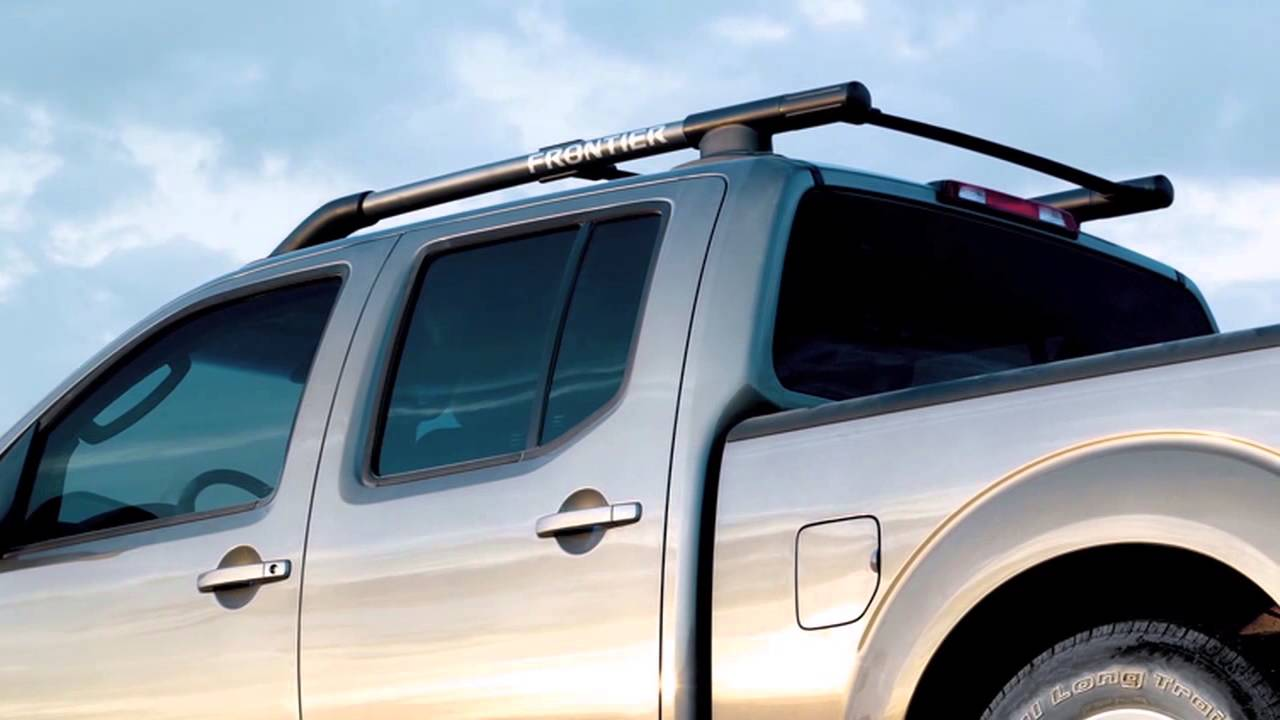 2016 NISSAN Frontier - Roof Rack (if so equipped) - YouTube