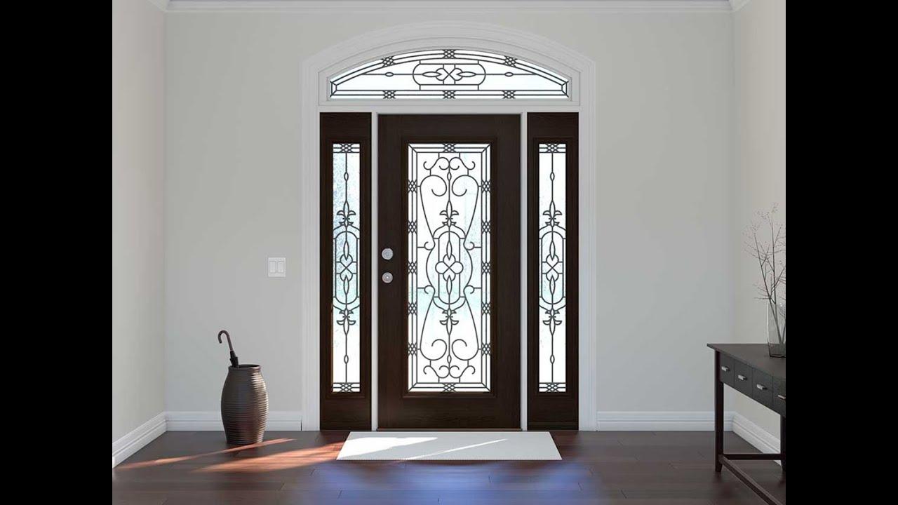 Odl Door Glass Replacing Glass Youtube