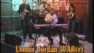 "Lonnie Jordan WARtet - ""Well You Needn"