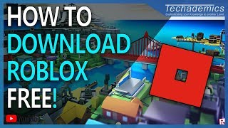 How To Download and Install Roblox For Free | Play Roblox on Windows 10