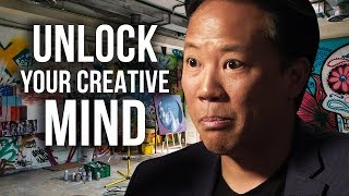 HOW YOU CAN UNLOCK YOUR CREATIVE MIND - Jim Kwik | London Real