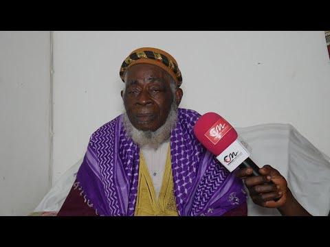 Conakry Nouvelles avec un VIEUX DE 121 ANS
