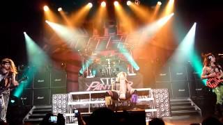 Steel Panther - Shocker , live in Amsterdam,melkweg 1 november 2012