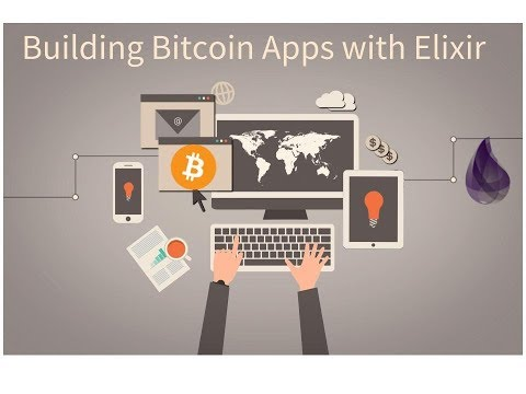 Create a Bitcoin Application with Elixir, Phoenix