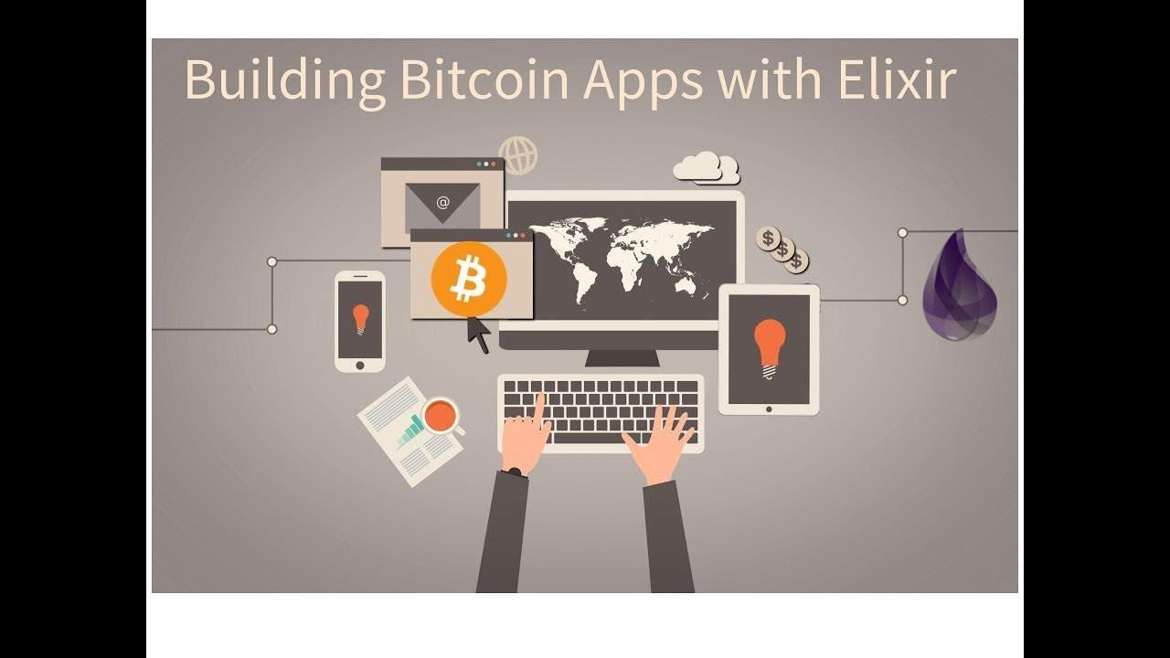 Create a Bitcoin Application with Elixir, Phoenix