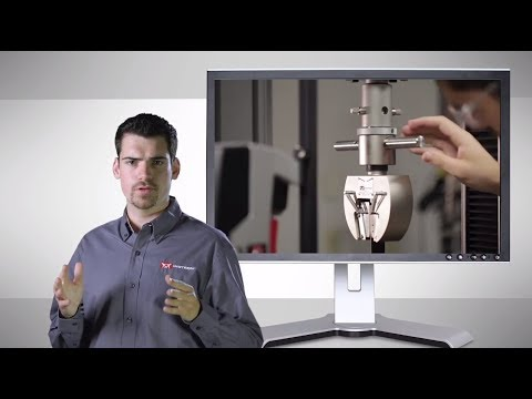 Instron® Learning Management System: Online Training for Static Testing of Materials