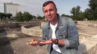 «Уличный жрец» на ТВК: пробуем пиццу на конечной Предмостной площади Красноярска