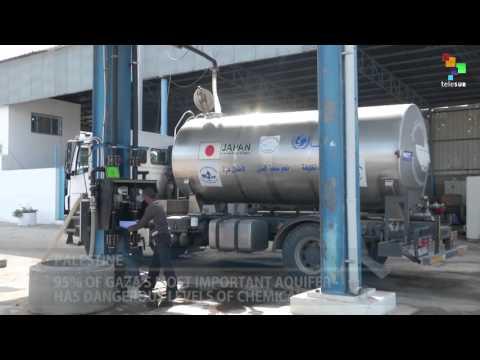 Palestine: Water Crisis in Gaza Strip Worsening