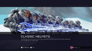 Halo 5: Guardians - REQ Pack Opening No. 2: Classic Helmet Pack!