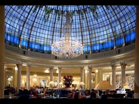 Madrid por Dentro en el Hotel Palace (Telemadrid)