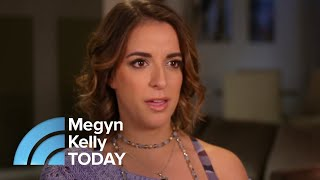 Meet The Woman Who Was Locked In Her Own Body For 4 Years Megyn Kelly TODAY