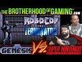 RoboCop Versus The Terminator // SEGA vs SNES // The Brotherhood of Gaming