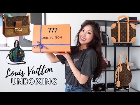 Louis Vuitton Unboxing | Spring/Summer 2019 Collection | Viviennekho
