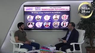 Şubat 2019 TUS Dokuzuncusu Dr. Vedat YAMAN ile TUS'a Hazırlık Süreci