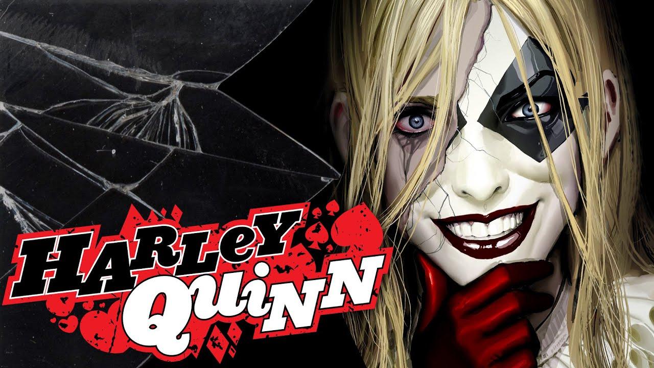 The Dark Fall of Harley Quinn!