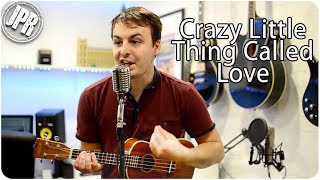 Crazy Little Thing Called Love - QUEEN - Ukulele Cover!